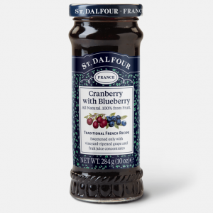CRANBERRY WITH BLUEBERRY – 284g